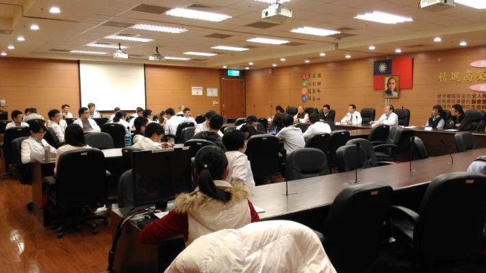 106學年度第1次Intern座談會