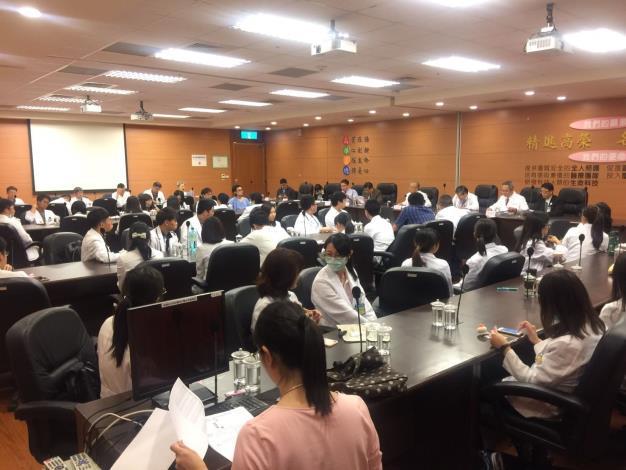107學年度第1次Intern座談會(20181212)