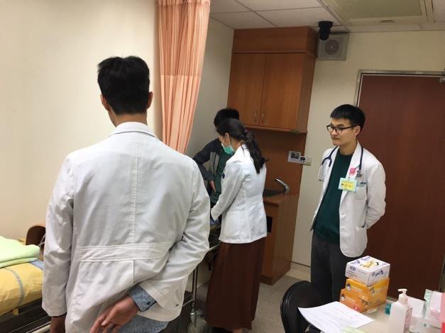 107學年度陽明醫職前訓練(20190128)
