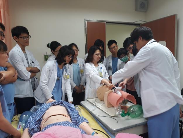 106年臨床技能訓練課程
