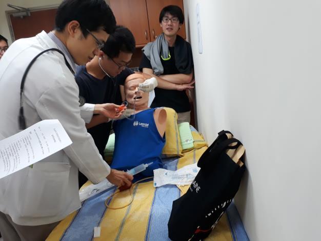 2017年臨床技能訓練課程