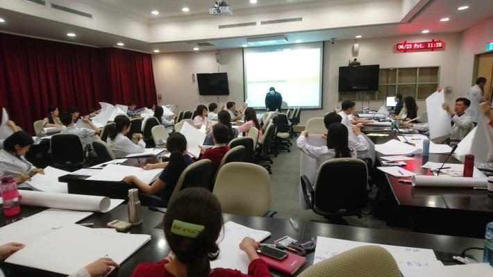 2017-06-23 簡報技巧課程