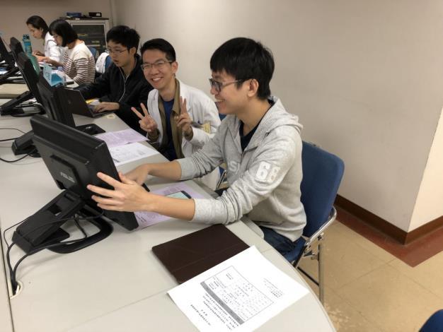 2017年實證醫學院內競賽-各組競賽過程