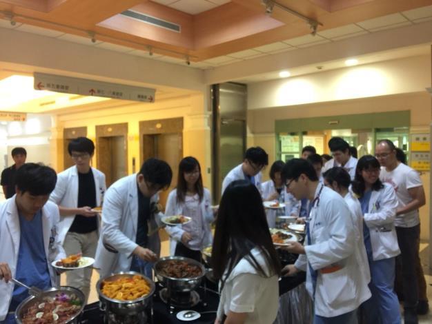 106學年度PGY結訓餐會