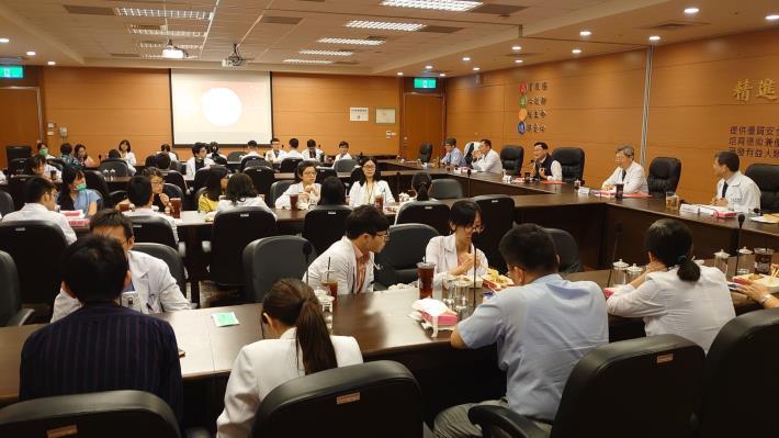 108年住院醫師參與國際會議心得發表會(1081224)