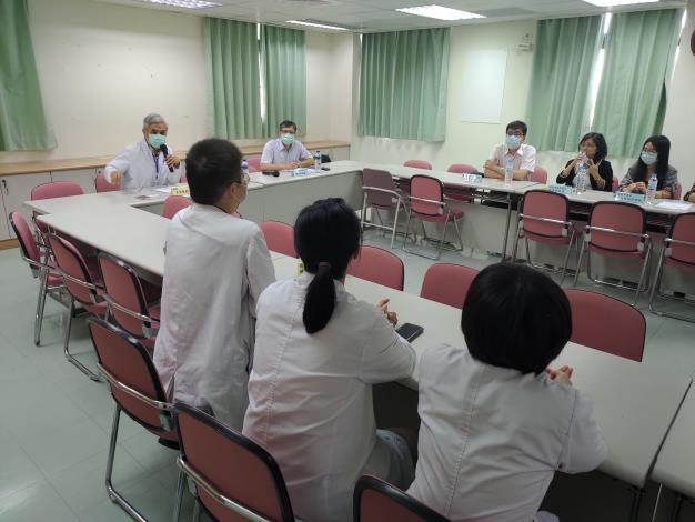 輔英科大 x 高雄榮總 研究合作座談會