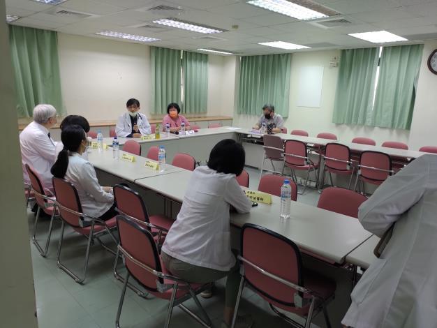 嘉南藥大 x 高雄榮總 研究合作座談會