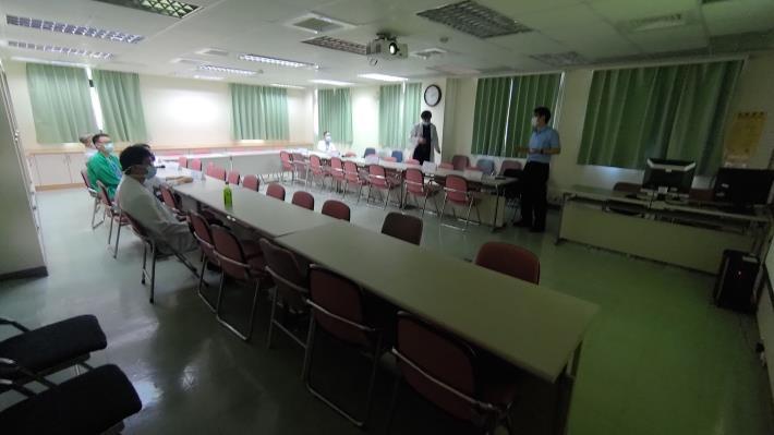 部長與博士班學生座談會