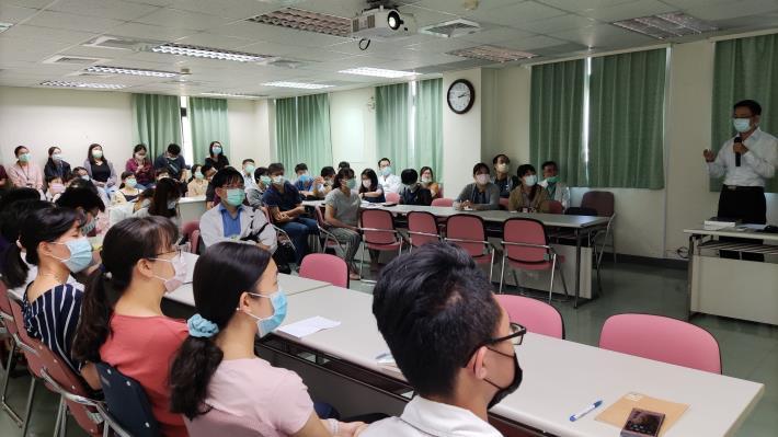 2021年 5月7號 第一次教育訓練