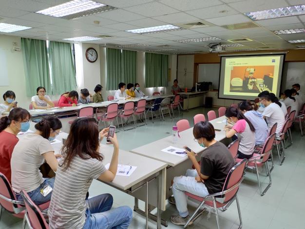 20200710 共顎焦顯微鏡LSM800教育訓練