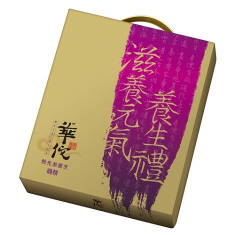 品名:華佗粉光蔘靈芝雞精