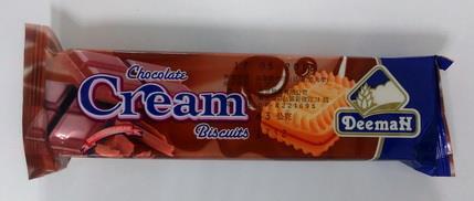 品名:利馬巧克力夾心餅乾
