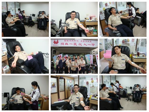 捐血公益  日期:100/03/04