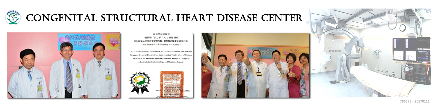 Congenital structural heart disease center(Image)