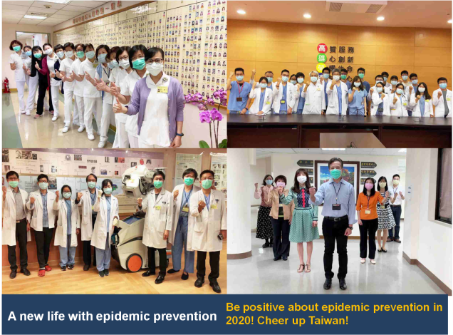 A new life with epidemic prevent...