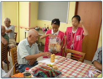 暑期榮家活動團康照片