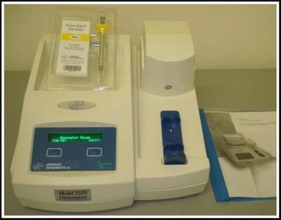 Advanced® Model 3320 Micro-Osmometer  滲透壓分析儀